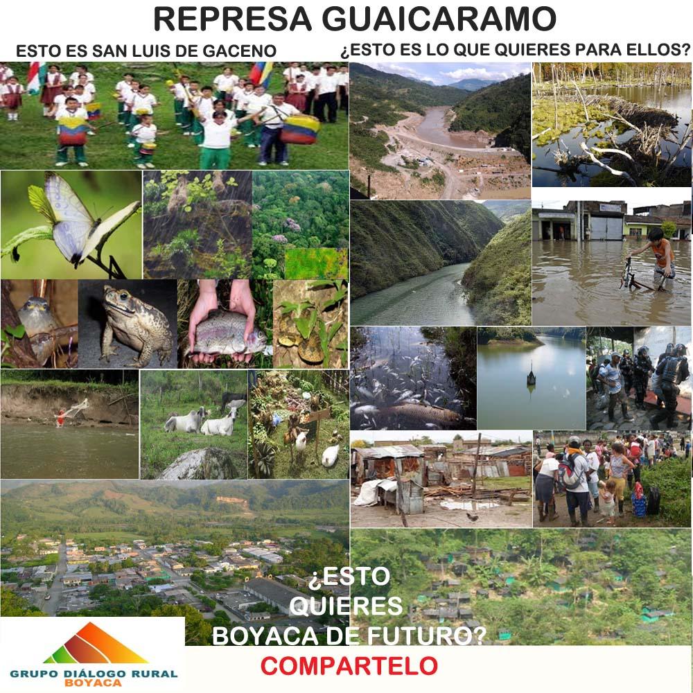 GRUPO DE DIALOGO RURAL PARA COLOMBIA EN BOYACA: SE DEBATE
