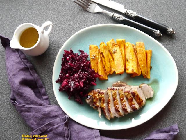 Filety z kaczki z pomarańczowym sosem - Czytaj więcej »