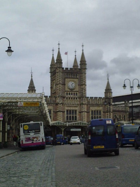 Estación de Temple Meads, Bristol