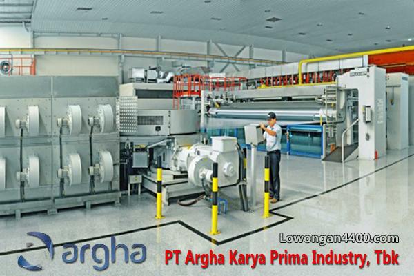 Lowongan Kerja PT Argha Karya Prima Industry Tbk