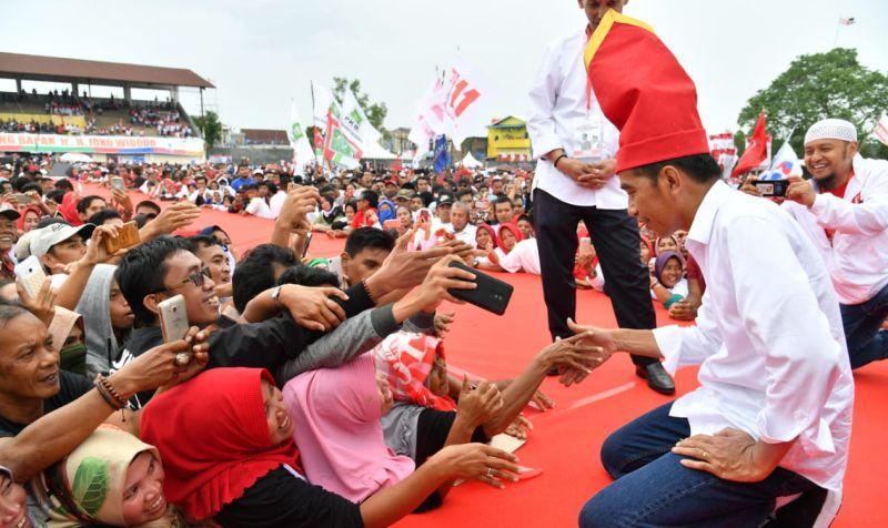 Sumber Dana Kampanye Jokowi - Ma'ruf