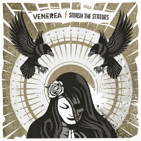 <center>Venerea stream new split with Smash The Statues</center>