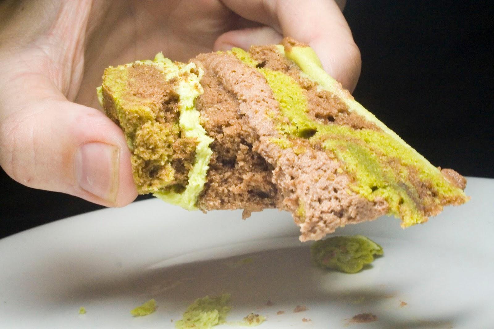 how to make a tall sponge cake
