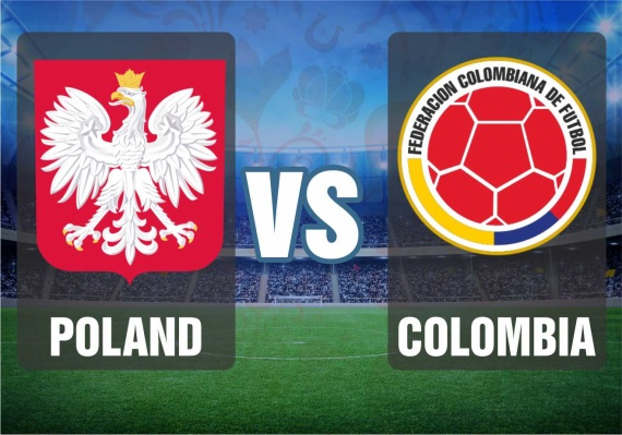 Poland vs Colombia  World Cup 2018 Preview