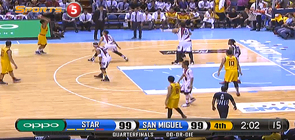 San Miguel Eliminates Star Hotshots 103-99, Enters Semis (REPLAY VIDEO) April 20