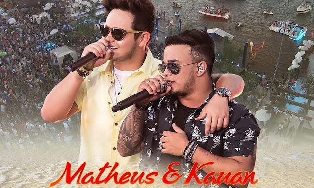 Matheus e Kauan - O Nosso Santo Bateu