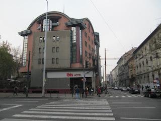 hotel Ibis de la plaza de los Héroes, ibis budapest