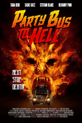 Party Bus to Hell Poster