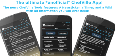 chefville android tools