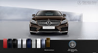 Mercedes CLS 400 2017 màu Nâu Citrine 796