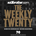 the weekly 20 nº070 (soulbrother podcast)