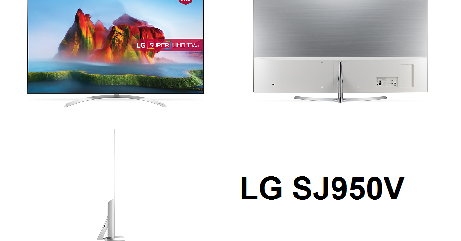 lg sj950v le meilleur ips televiseur led. Black Bedroom Furniture Sets. Home Design Ideas