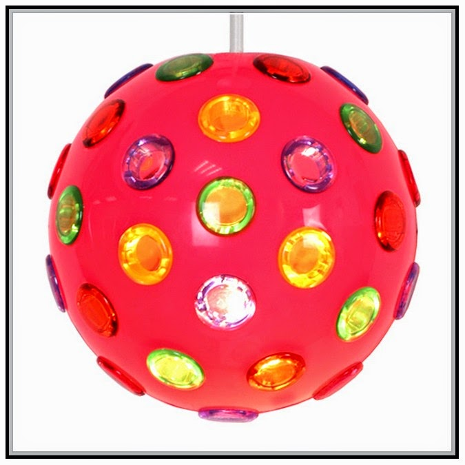 Disco Ball Lamp Shade
