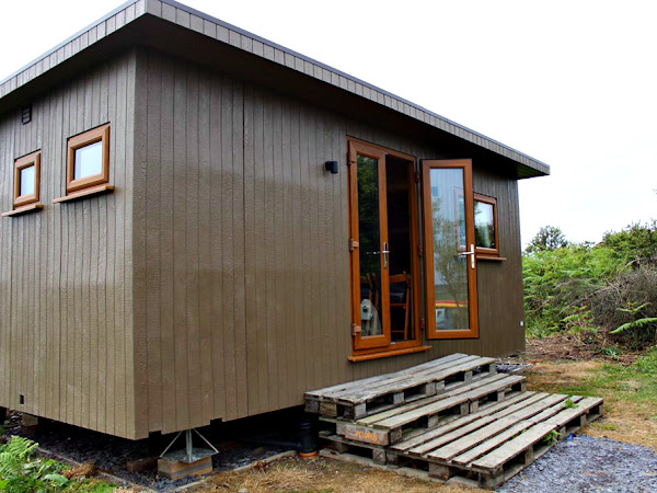 Out & About: Anglesey Outdoors Eco Lodge Glamping