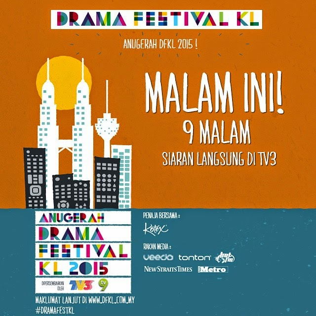 Anugerah Drama Festival KL (DFKL) 2015