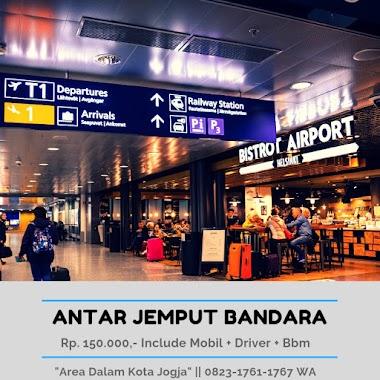 Antar Jemput Bandara Jogja