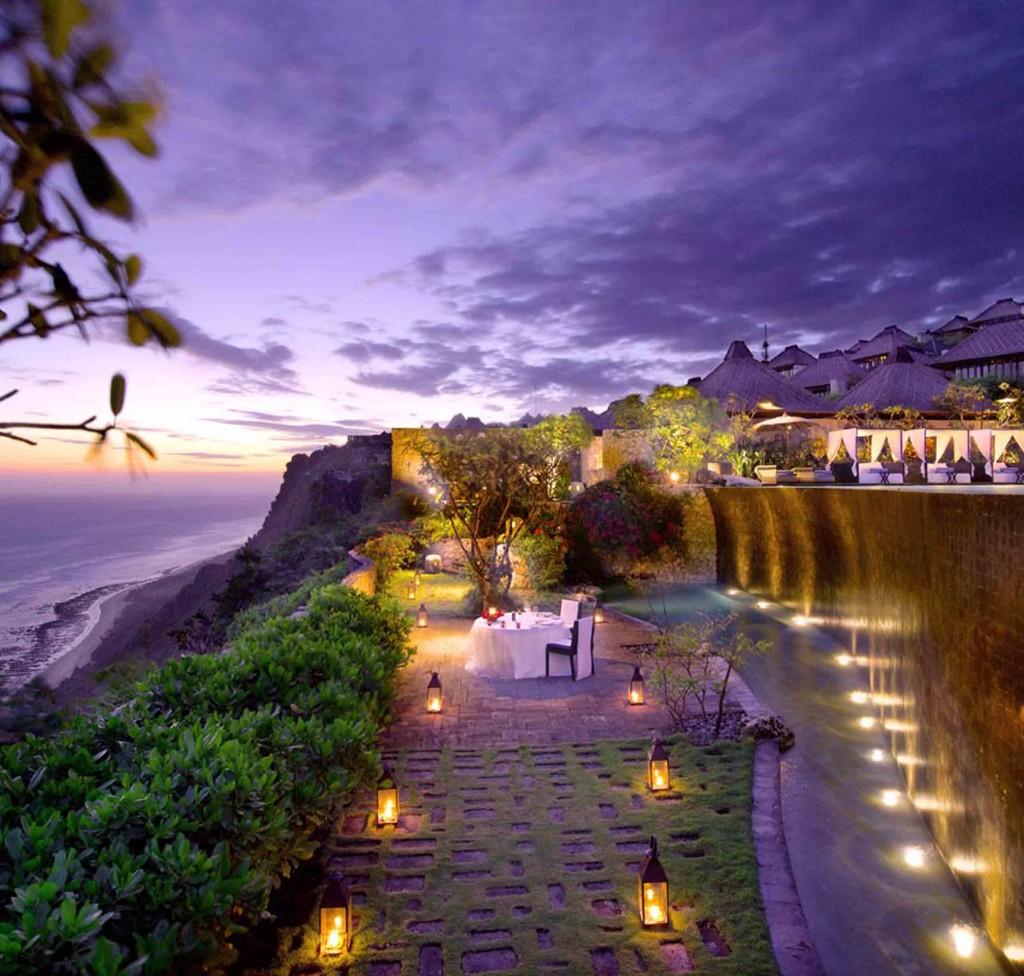 7 Luxurious Honeymoon Destinations Hotels: Passion For Luxury : Fantastic Bulgari Bali Resort