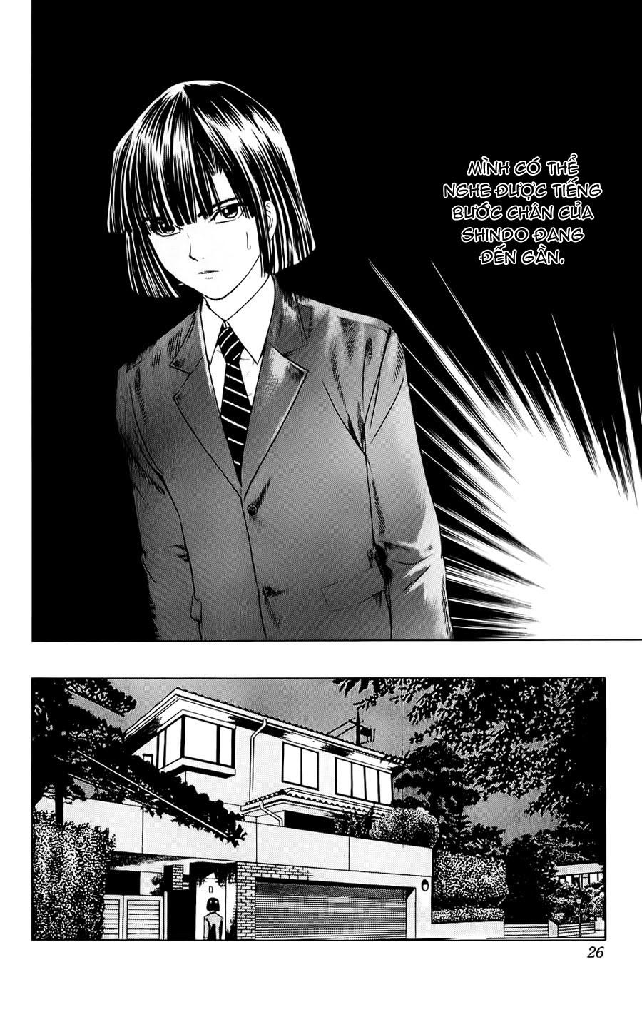 Hikaru No Go hikaru no go chap 79 trang 21