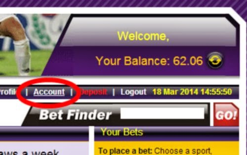 Hollywoodbets Sports Blog: Withdrawing from your Hollywood