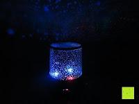 Erfahrungsbericht: LED Sternenhimmel Star Master Nachtlicht Lampe Mobiler Sternen-Projektor Himmel
