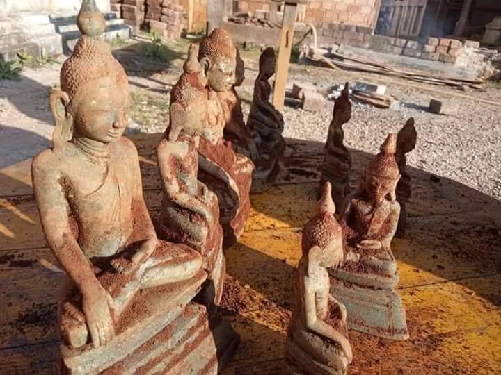 ကျောက်မဲမြို့တွင် စေတီတည်ရန် ...