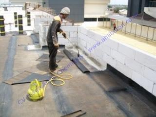 jasa pasang waterproofing membran