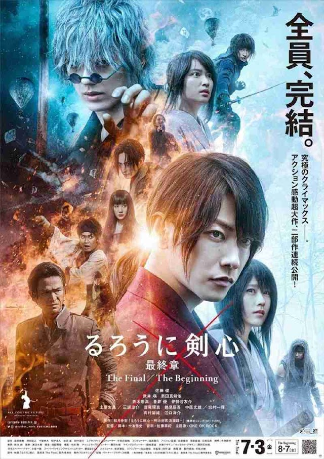 Rurouni Kenshin: The Beginning (Cast, Plot synopsis and brief summary)