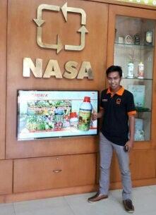 CARA DAFTAR AGEN NASA GEMUH