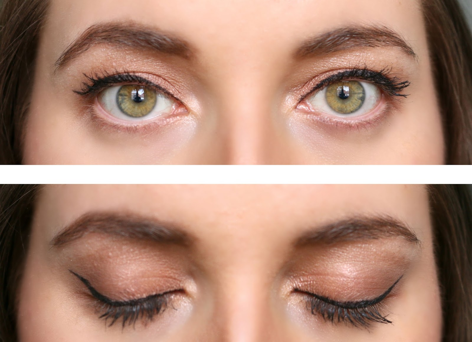 Yves Rocher Spring Makeup Eye Look