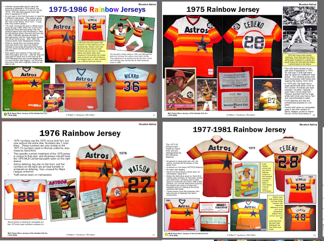 Houston Astros uniforms through history - SBNation com