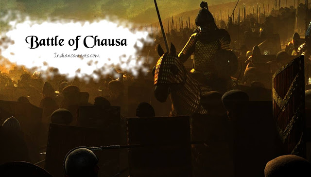 The Battle of Chausa was fought between Mughal Emperor Humayun and Sher Shah Suri (Sher Khan) of Su Empire. The battle took place on June 26,1539.