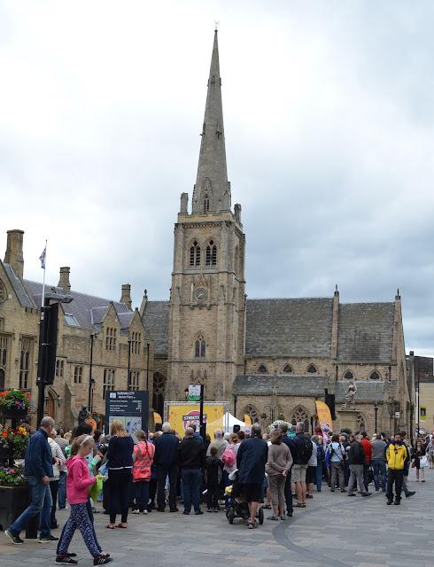 Durham town centre