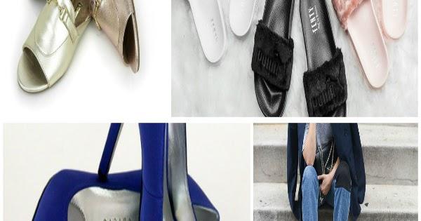 c8f190875 Tendência de Calçados: Nova Temporada | Fofa Porém Birrenta