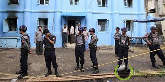 Burma Police