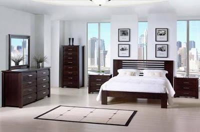 Desain Interior Kamar Tidur Kontemporer Menakjubkan