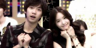 Yoona SNSD dan Lee Seung Gi Pacaran??