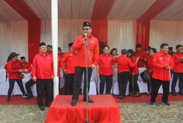 Hasto: Jokowi Rencanakan Deklarasi Damai dengan Prabowo