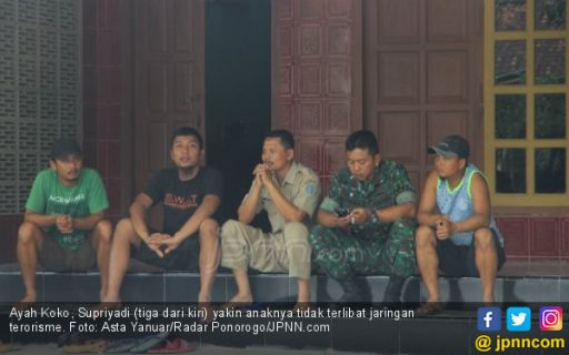 Tamparan Telak Buat Ormas Muhammadiyah, Yang Dibekuk Densus 88 Ternyata Anggota KOKAM