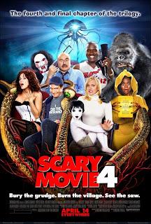 Scary Movie 4<br><span class='font12 dBlock'><i>(Scary Movie 4)</i></span>