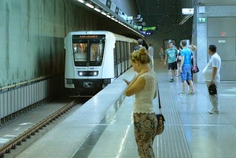 Előtte zárták be a metró ajtaját, ezért bosszút állt