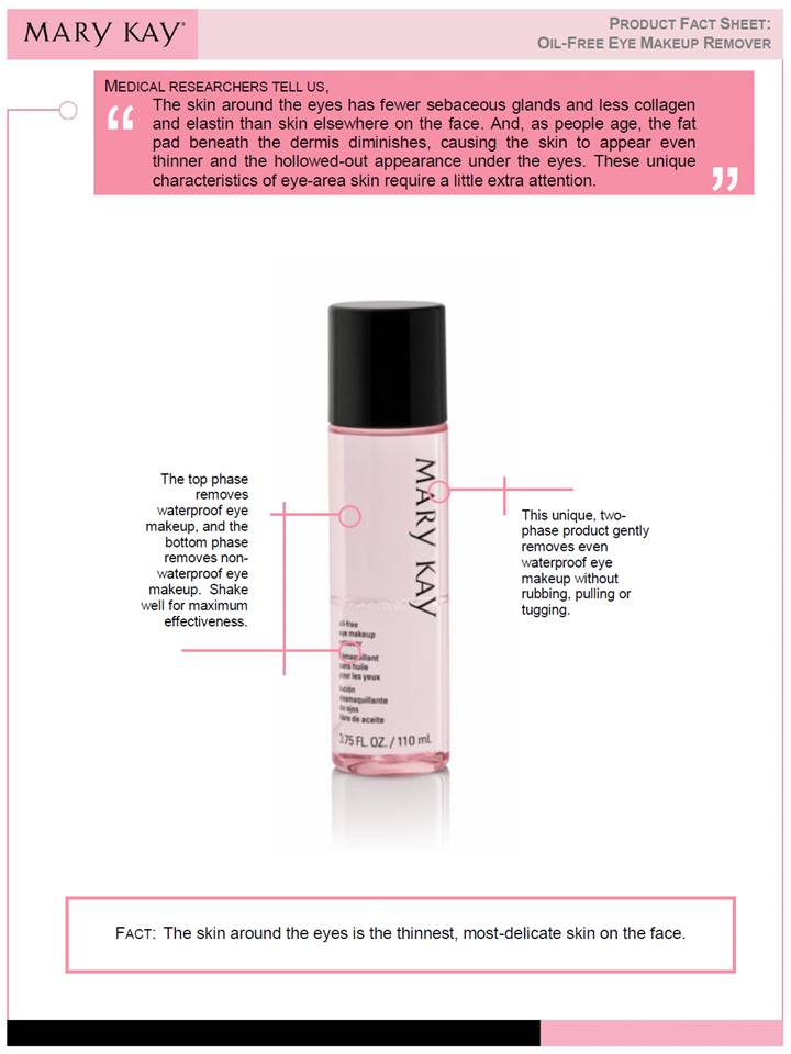 288 best Mary Kay - For Yours Eyes Only images on Pinterest Mary - free fact sheet