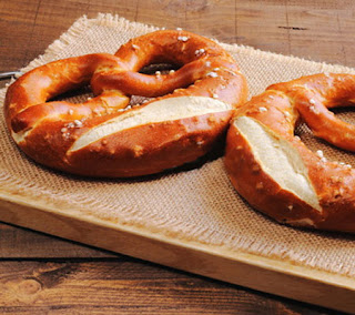 Mall Pretzels Recipe