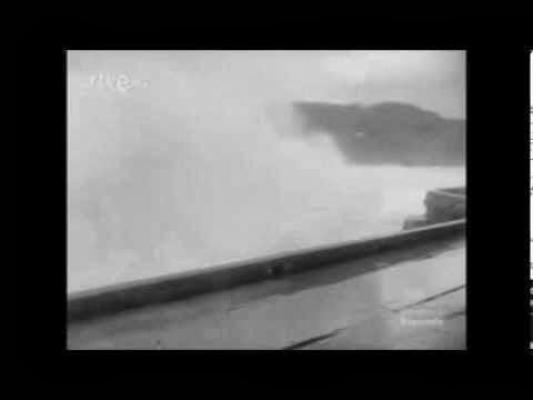 Temporal de olas en Donostia - NO-DO 18 01 1965