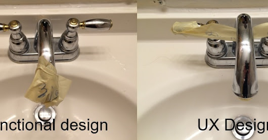 Sharing the experience: UX of leaking pipes