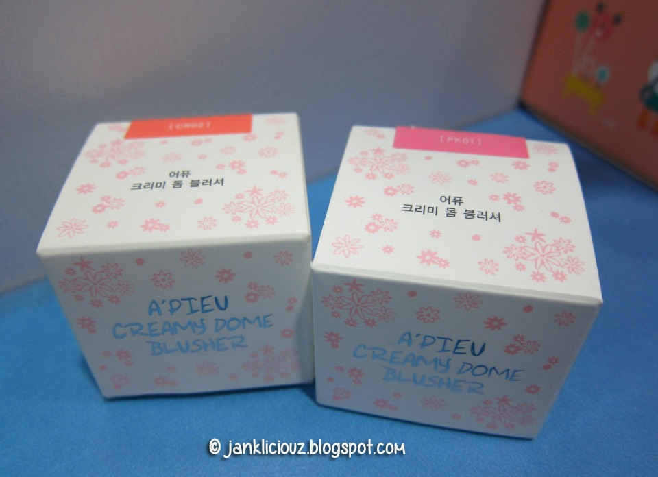 A'Pieu Korean Beauty Brand