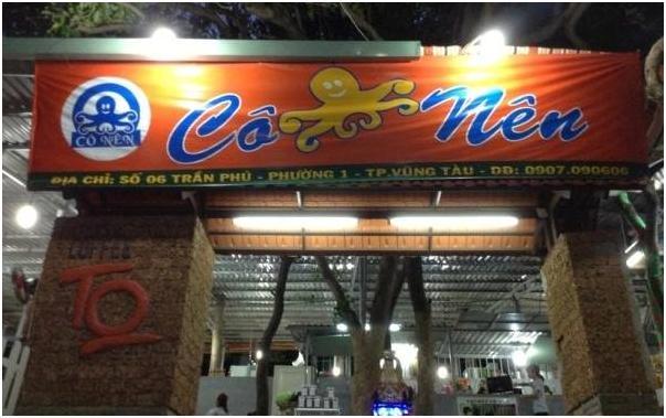 Quán nướng nổi tiếng tại Vũng Tàu