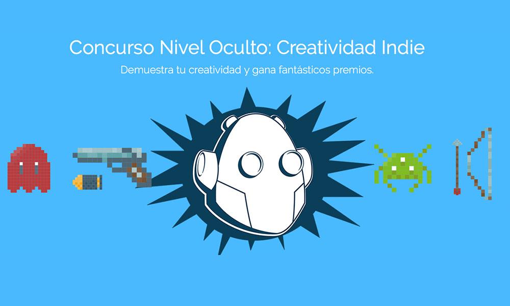 Ganadores del Concurso de Creatividad Indie con Nivel Oculto