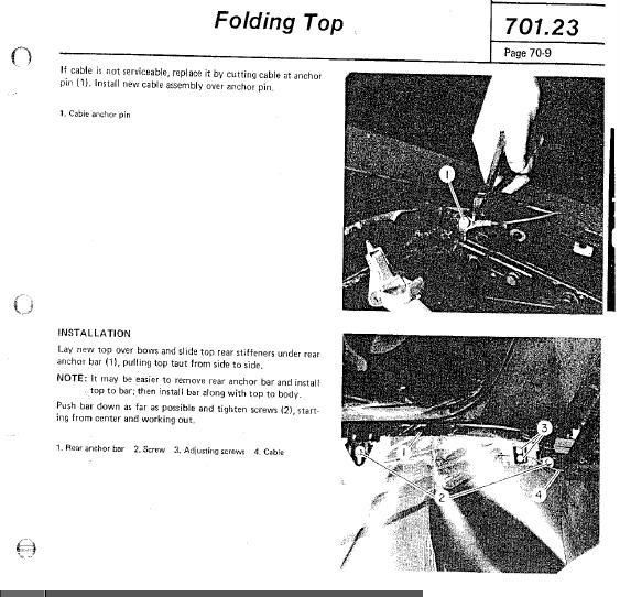 repair-manuals: Fiat 124 Spider Repair Manual