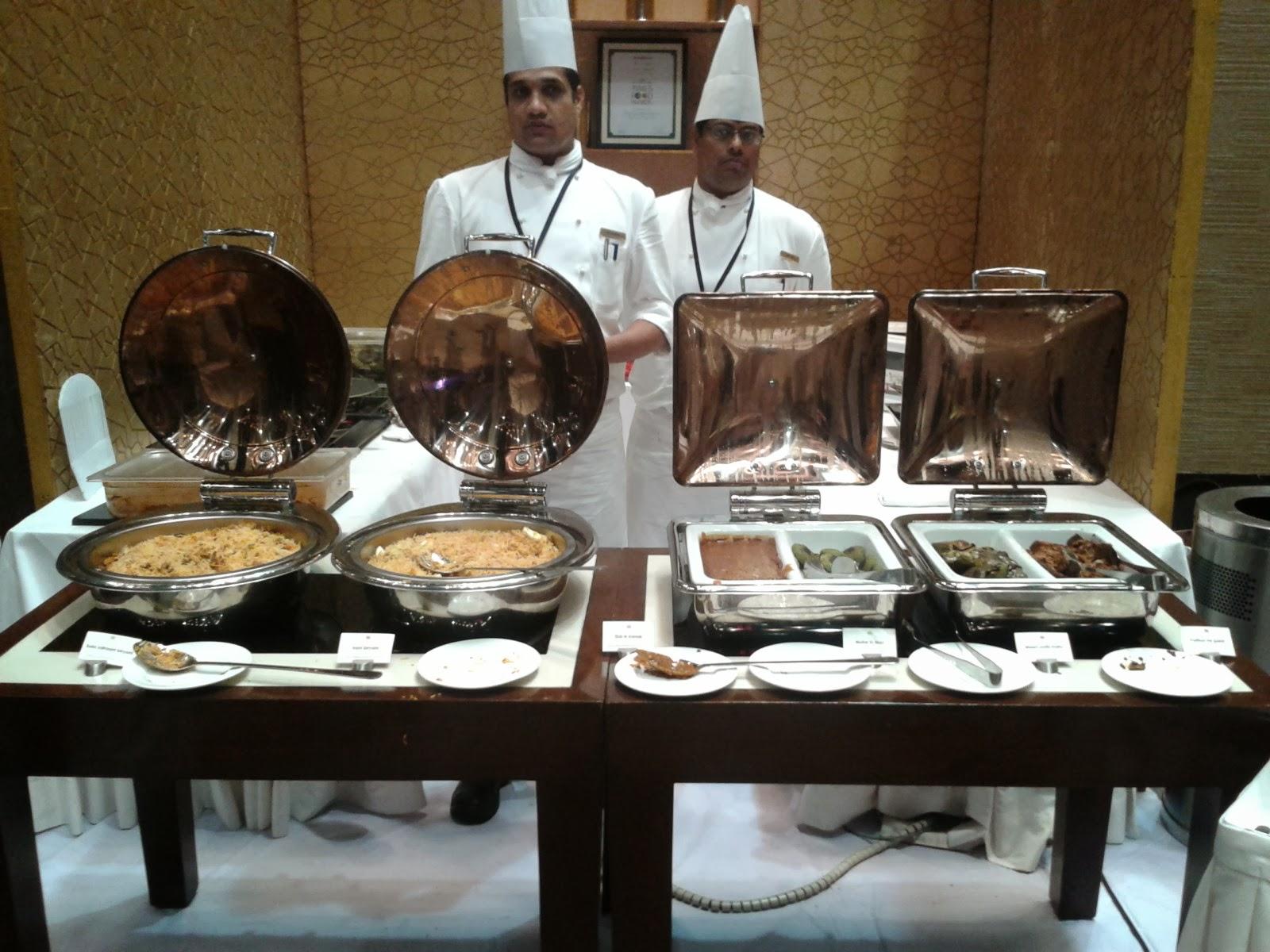 Hyderabad Times Food Award