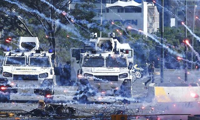 Intento de golpe de Estado en Venezuela